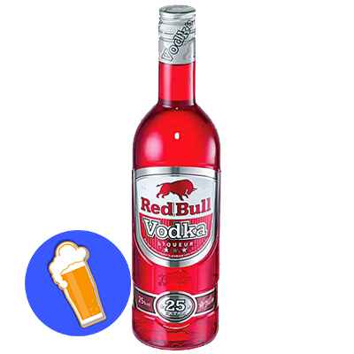 Red Bull Alkohol
